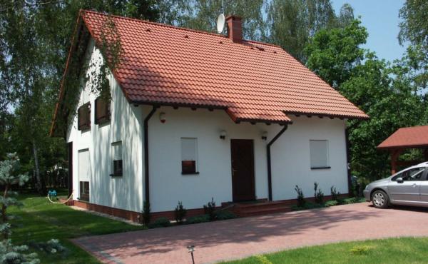 Dom jednorodzinny, Warszawa Białołęka