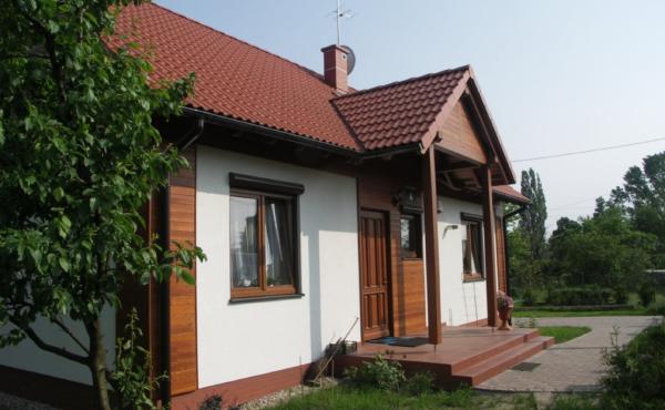 Dom parterowy, Warszawa Marki