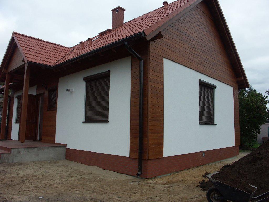 Domikon - Dom parterowy, Warszawa Marki