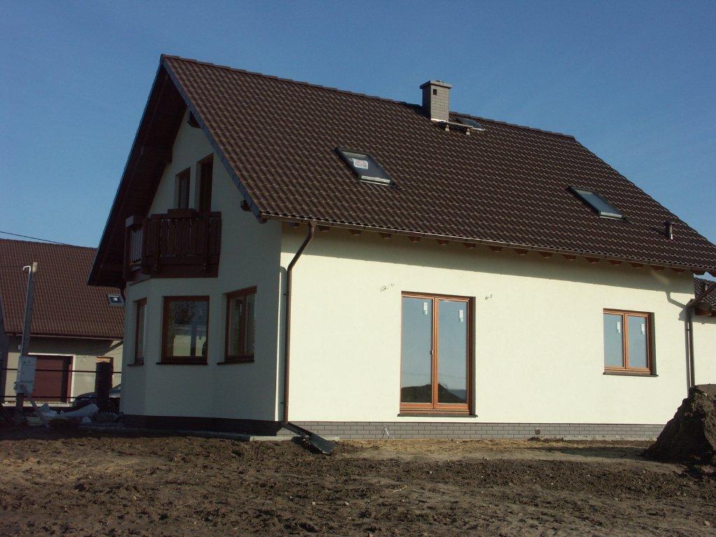 Domikon - Jednorodzinny dom z garażem dwustanowiskowym, Warszawa Michałowice