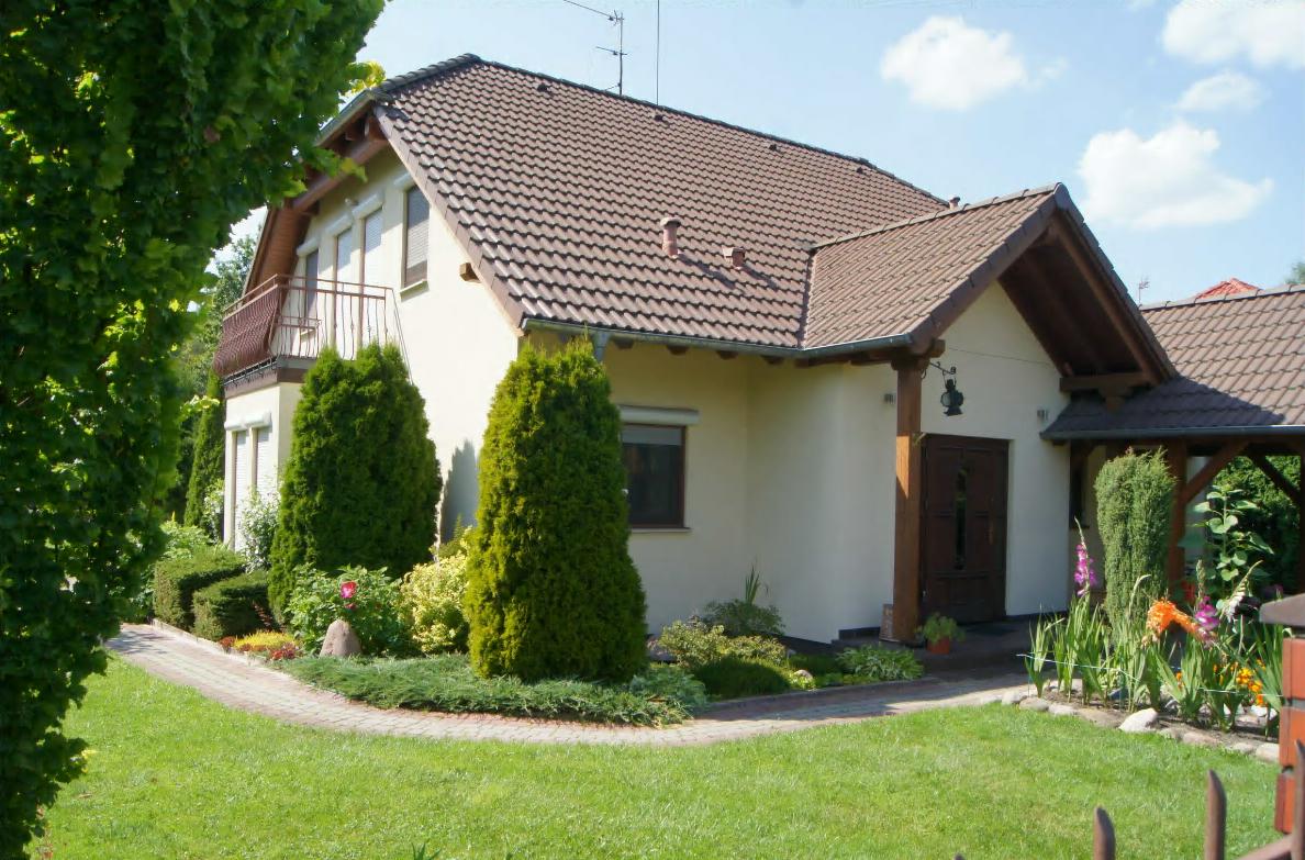 Domikon - Duży dom jednorodzinny, Warszawa Laski