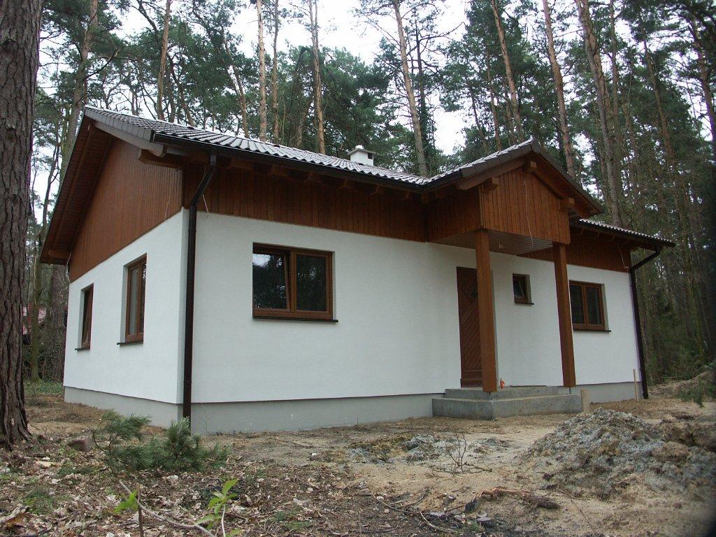 Domikon - Dom parterowy, Warszawa Tarczyn