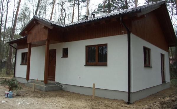 Dom parterowy, Warszawa Tarczyn