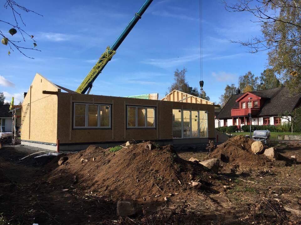 Domikon - Realizacja Szwecja