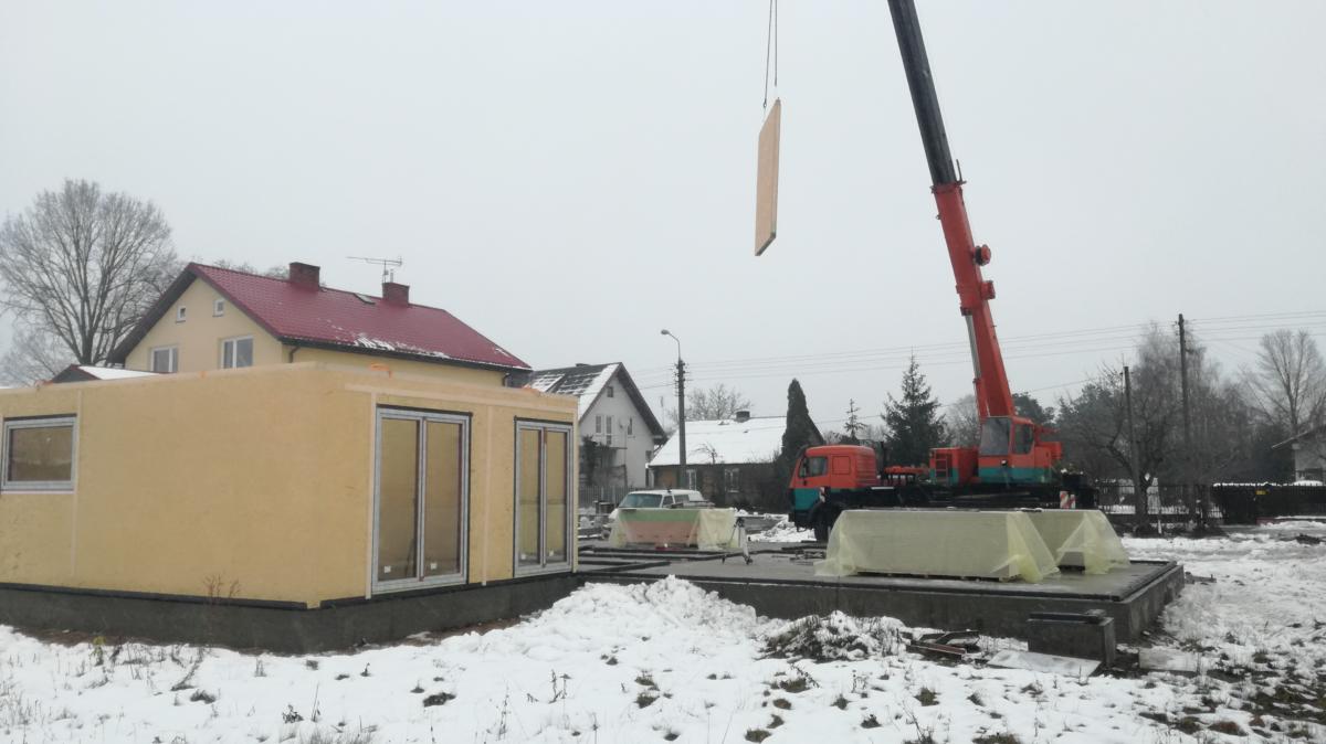 Domikon - Realizacja Mińsk Mazowiecki