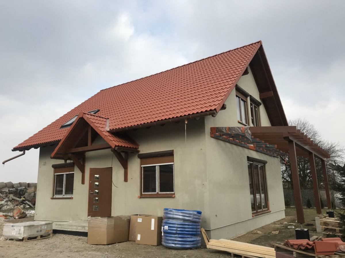 Domikon - Dom rodzinny, Piotrków Trybunalski