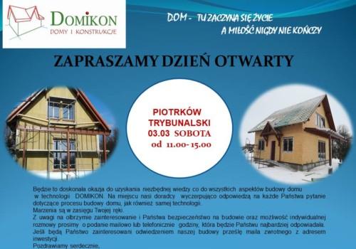 Dzień Otwarty na budowie, Piotrków Trybunalski 03.03