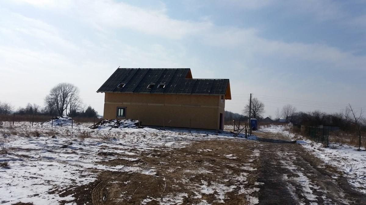 Domikon - Dom energooszczędny pod Krakowem