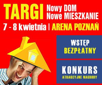 Domikon - Targi w Poznaniu 7-8 kwietnia