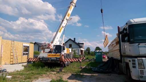 Domikon - Realizacja pod Opolem