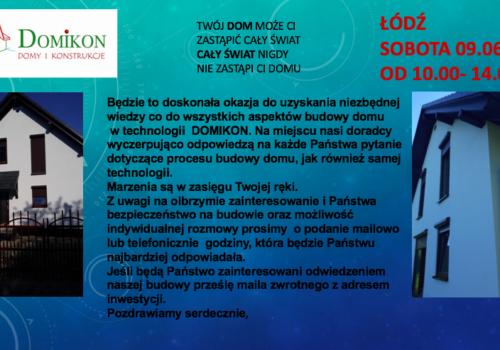 Dzień Otwarty w Łodzi 09.06