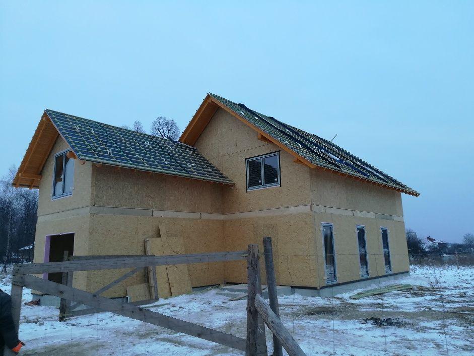 Domikon - Dom z poddaszem użytkowym, Kraków