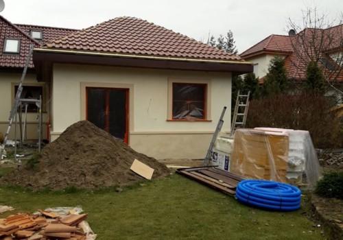 Rozbudowa domu w Poznaniu