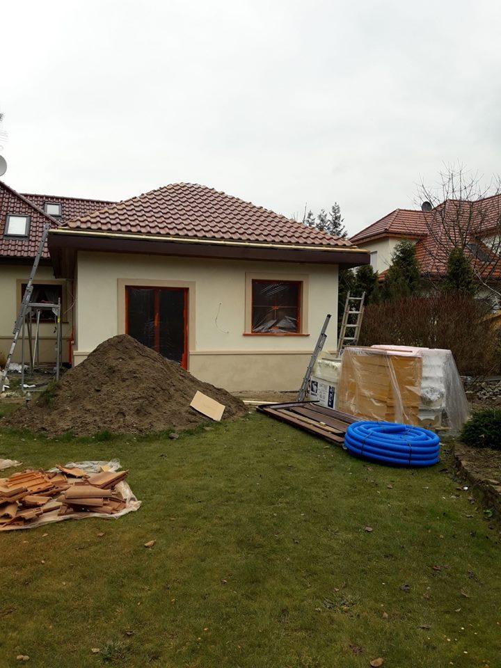 Domikon - Rozbudowa domu w Poznaniu