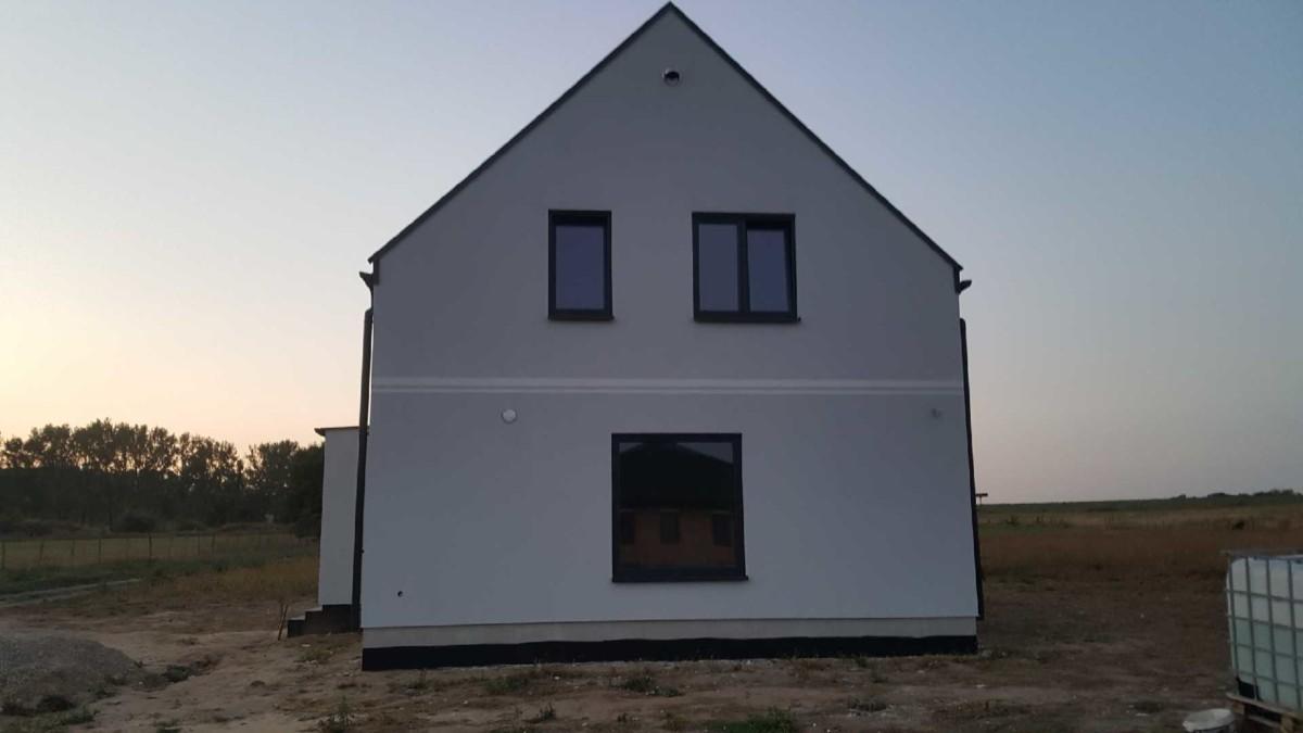 Domikon - Dom z poddaszem użytkowym, Lubin