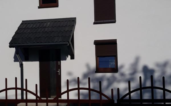 Energooszczędny dom w Łodzi