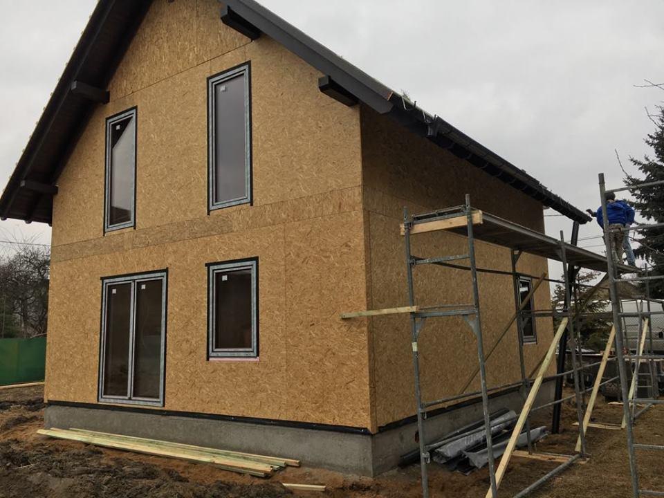 Domikon - Energooszczędny dom w Łodzi