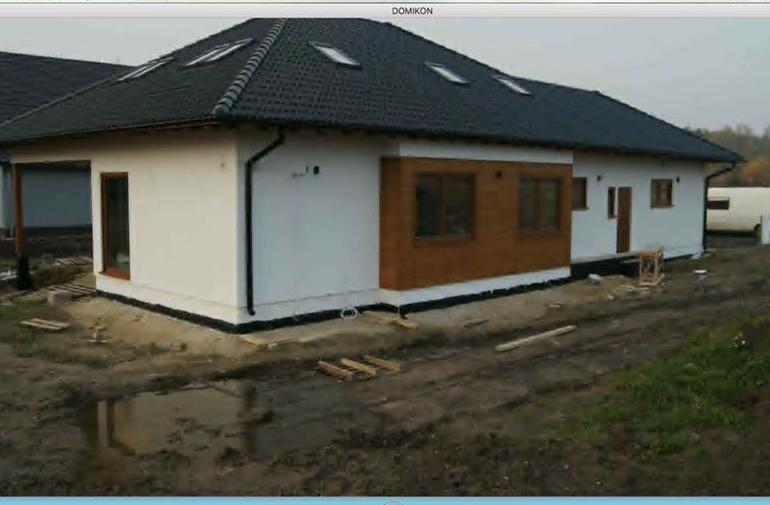 Domikon - Dom z dwustanowiskowym garażem,Wrocław