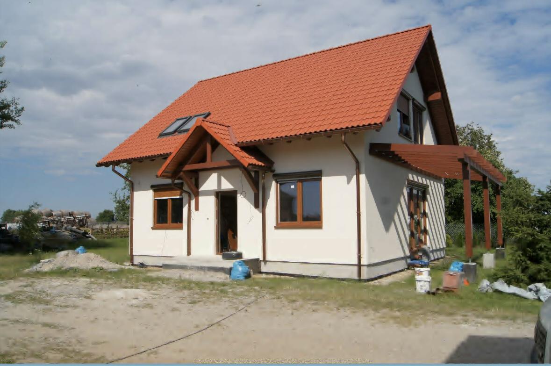 Domikon - Jednorodzinny dom , Piotrków Trybunalski