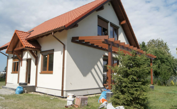 Jednorodzinny dom , Piotrków Trybunalski