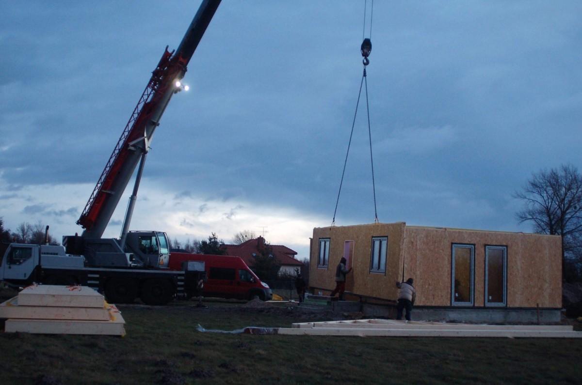 Domikon - Realizacja w Skierniewicach