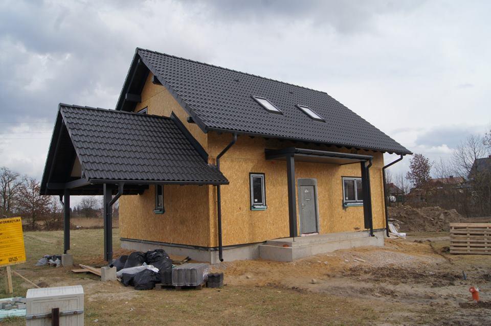 Domikon - Realizacja w Czerniewicach
