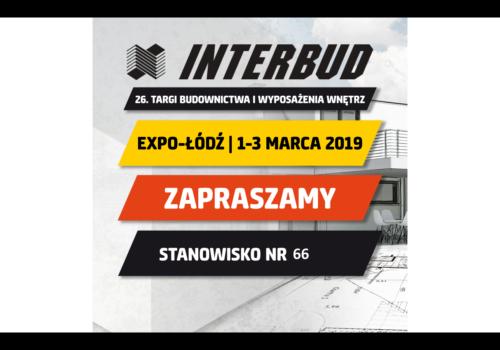 Targi Interbud w Łodzi