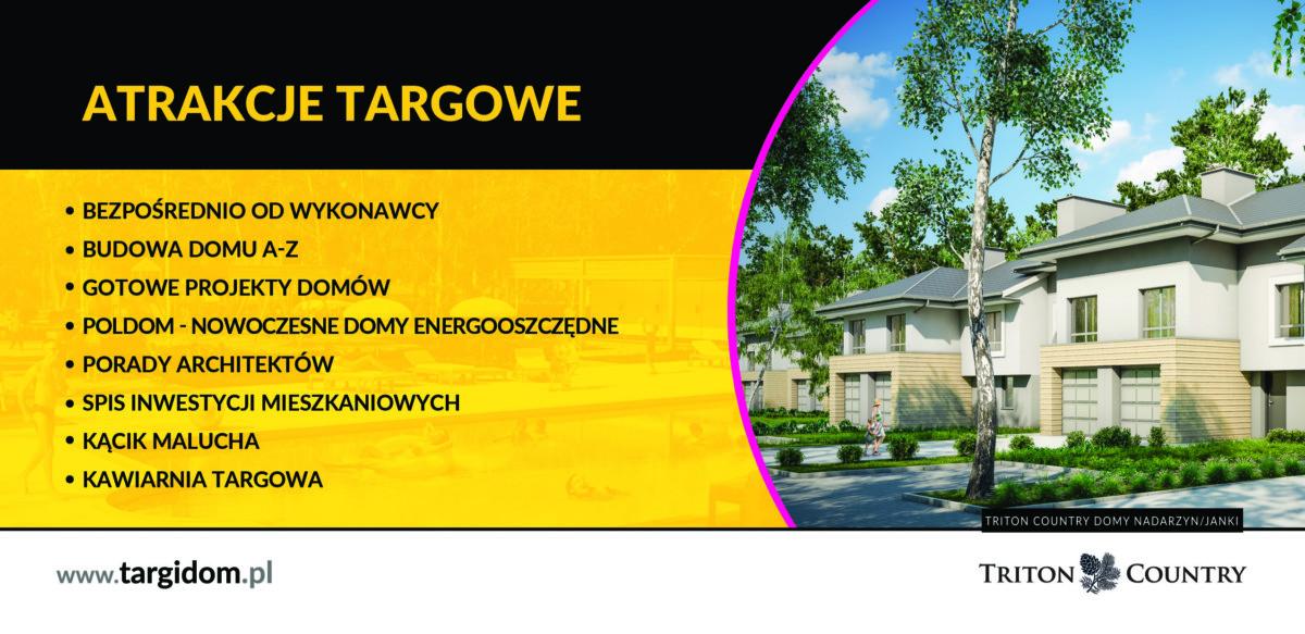Domikon - Targi w Warszawie 30-31 marzec