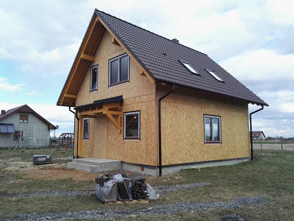Domikon - Rodzinny dom z poddaszem, Legnica