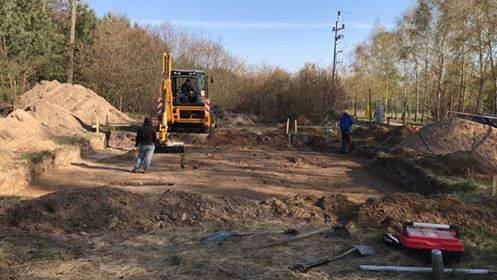 Domikon - Rozpoczynamy prace w Łodzi