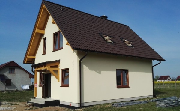 Rodzinny dom z poddaszem, Legnica
