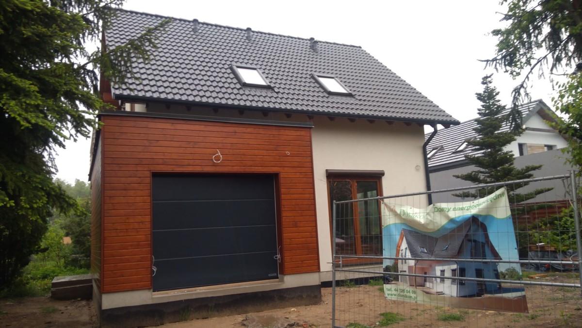 Domikon - Energooszczędny dom jednorodzinny, Warszawa
