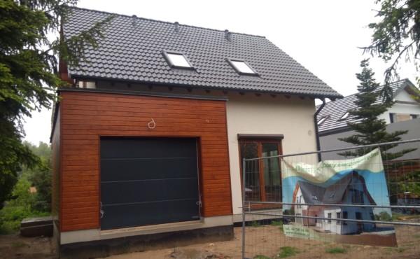 Energooszczędny dom jednorodzinny, Warszawa
