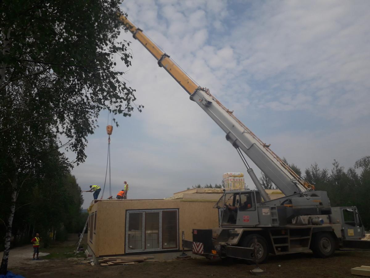 Domikon - Energooszczędny dom w województwie świętokrzyskim, Kielce