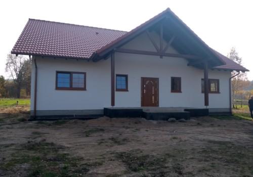 Energooszczędny dom w województwie świętokrzyskim, Kielce