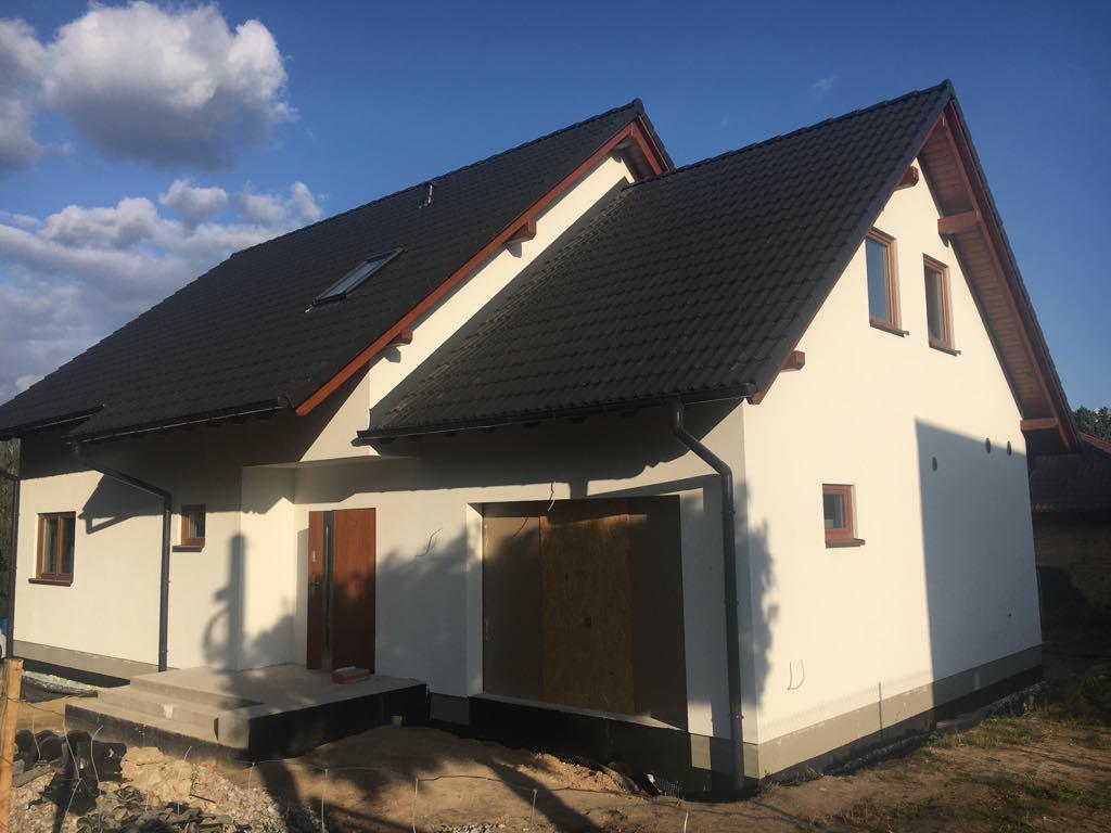 Domikon - Jednorodzinny dom z poddaszem, Łódź