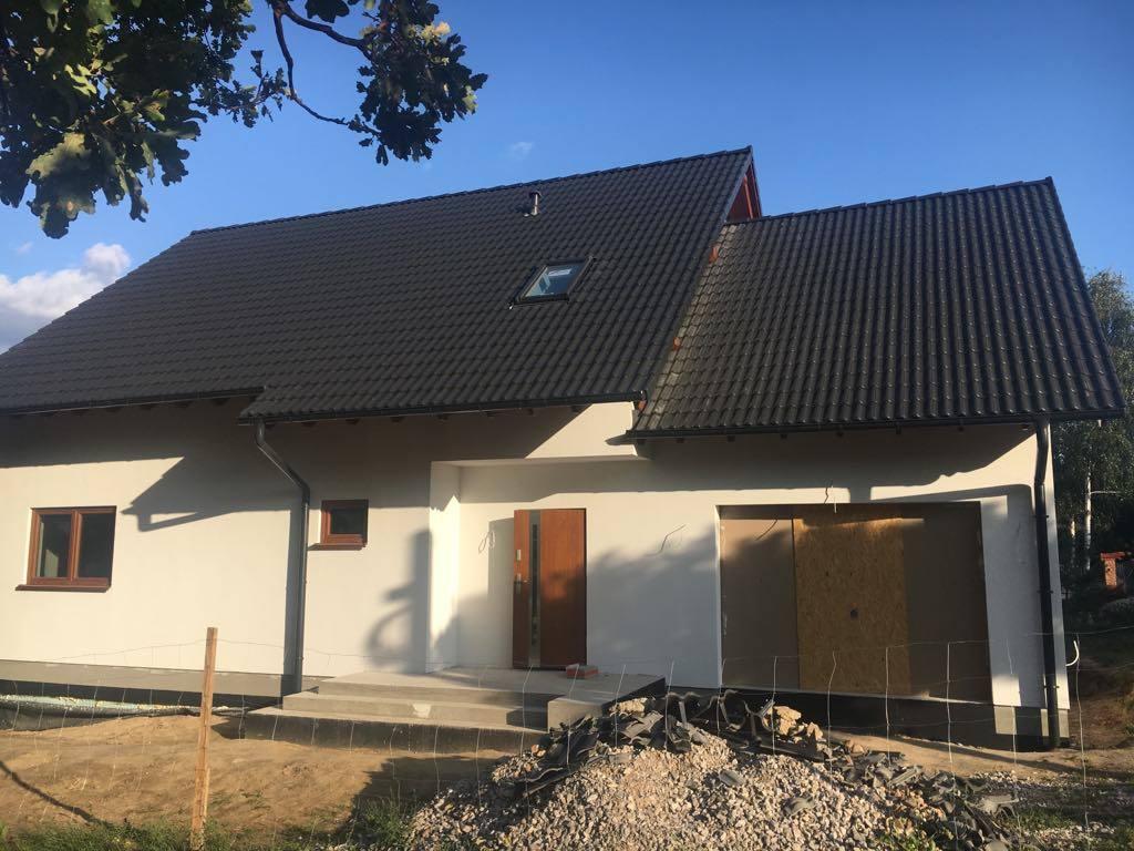 Domikon - Realizacja w okolicach Łodzi.