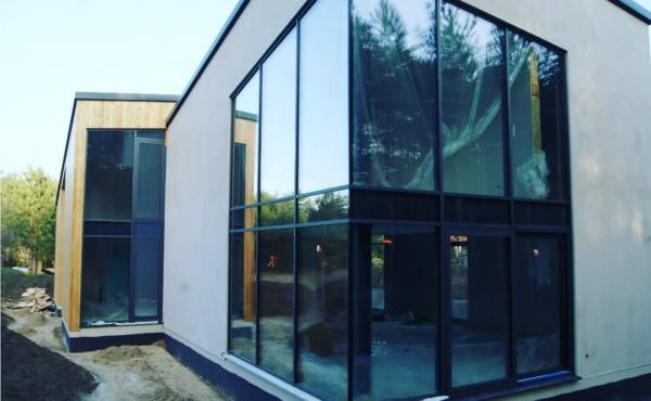 Duży, elegancki dom piętrowy z garażem dwustanowiskowym, Poznań