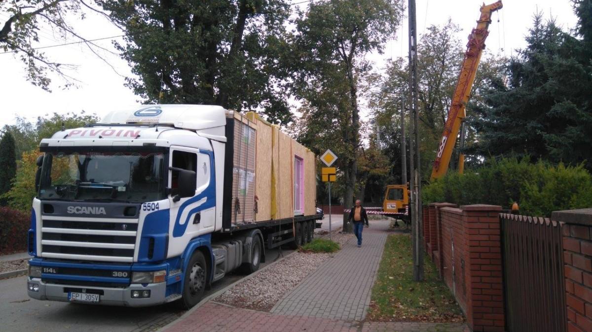 Domikon - Energooszczędny dom w okolicach Warszawy.