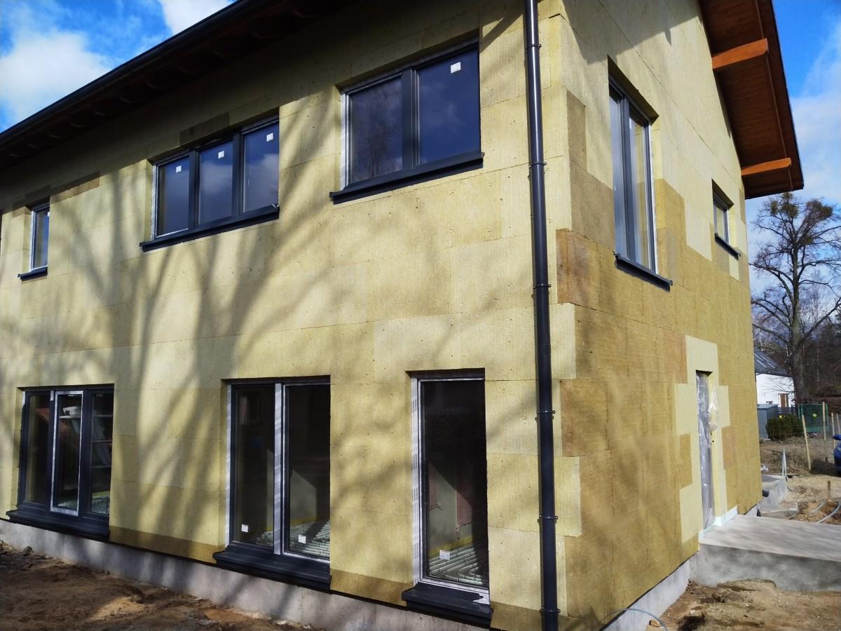 Domikon - Dom piętrowy, Łódź