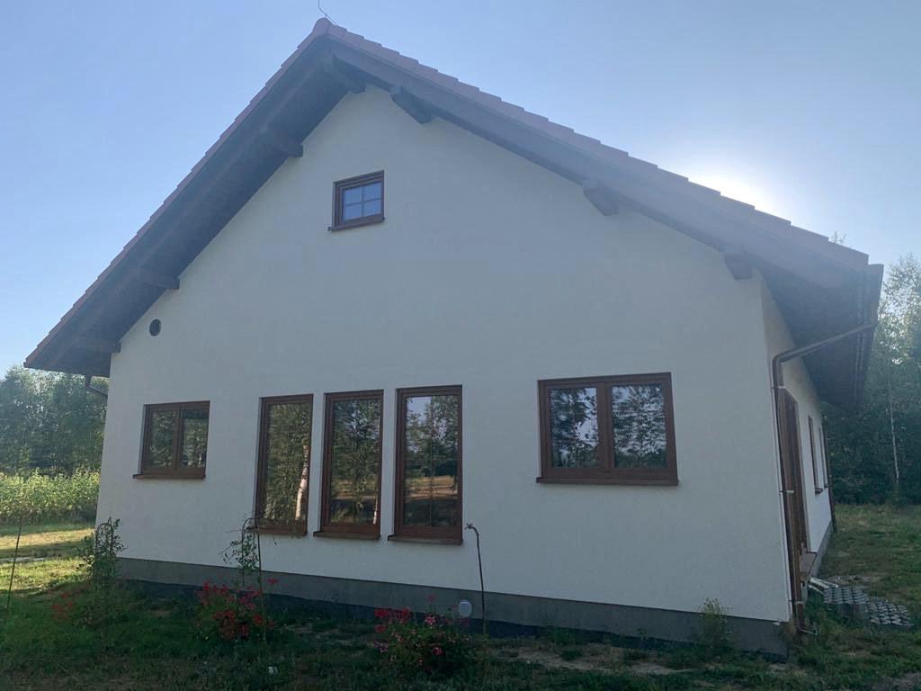 Domikon - Jednorodzinny dom energooszczędny, Kielce