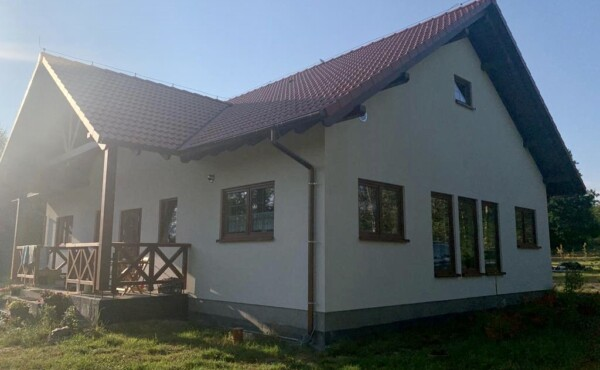 Jednorodzinny dom energooszczędny, Kielce