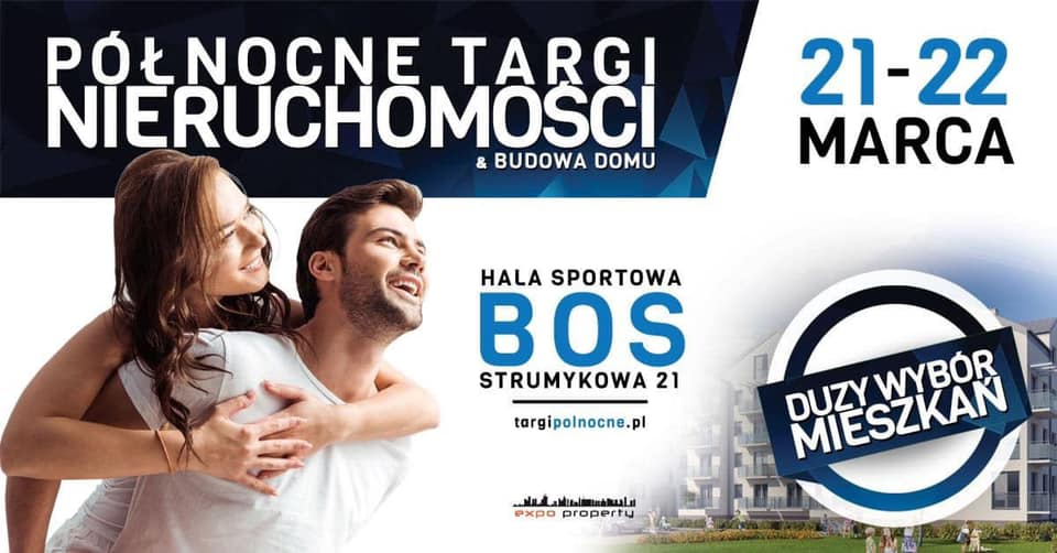 """Domikon - 21-22 marca  """" Północne Targi Nieruchomosci"""" Warszawa"""