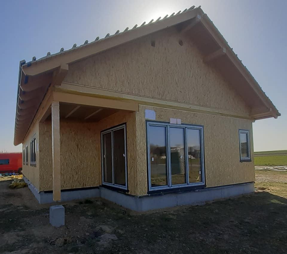 Domikon - Rozpoczęliśmy budowę w Skierniewicach
