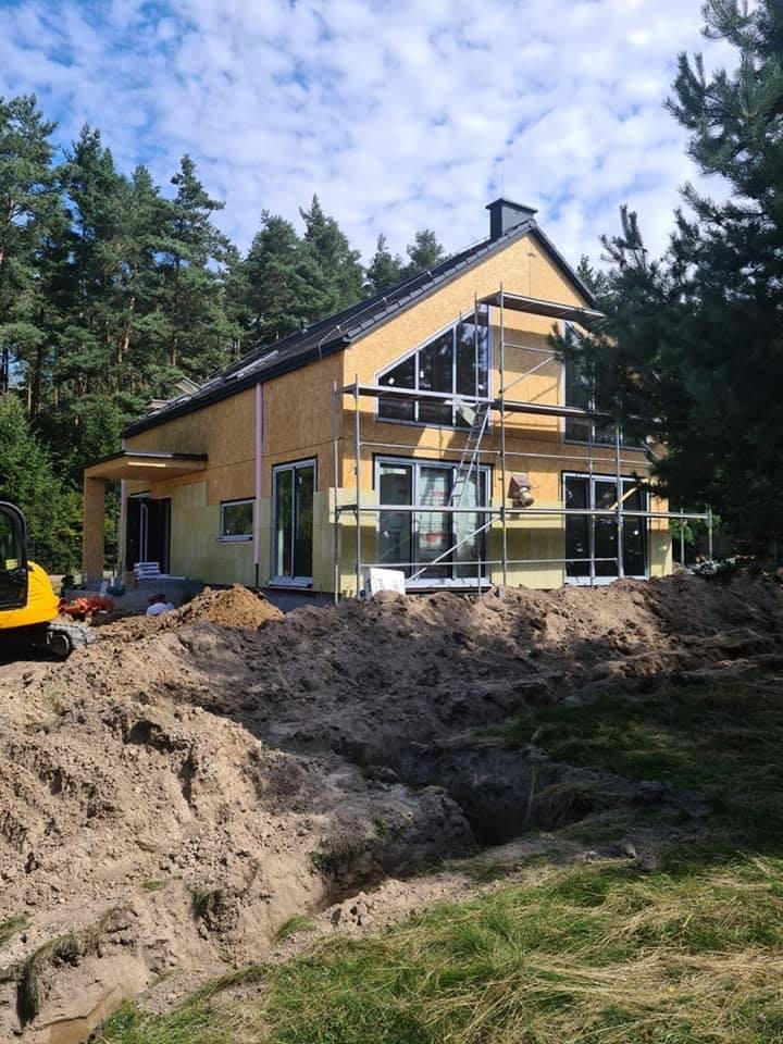 Domikon - Nowa realizacja, Elbląg.