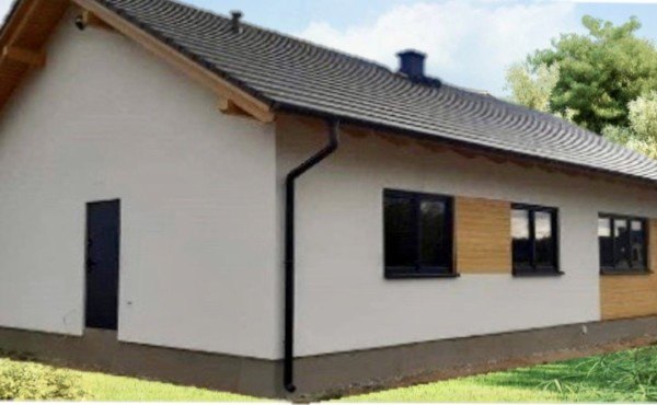 Parterowy dom, Skierniewice