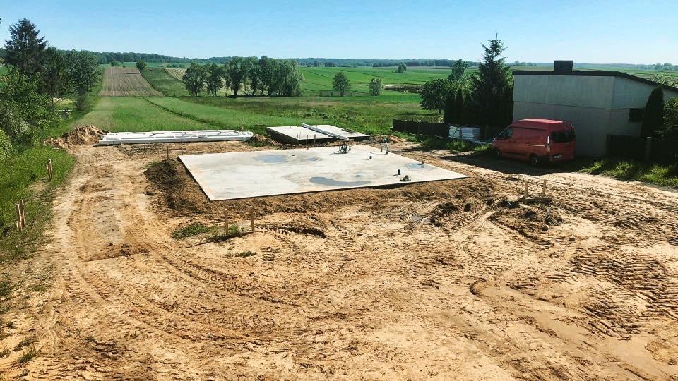 Domikon - Energooszczędny dom w województwie opolskim