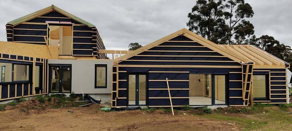 Domikon - Budowa domu, Australia