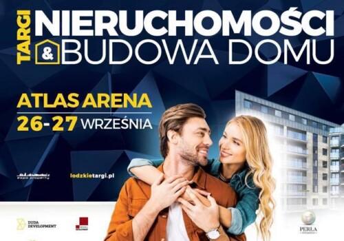 Targi Budowa Domu, Łódź, 26-27 wrzesień.