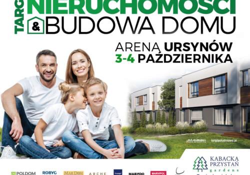 Targi Budowa Domu, Warszawa 3-4 październik.
